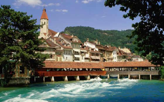 thun, швейцария