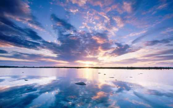 закат, небо Фон № 35231 разрешение 2560x1600