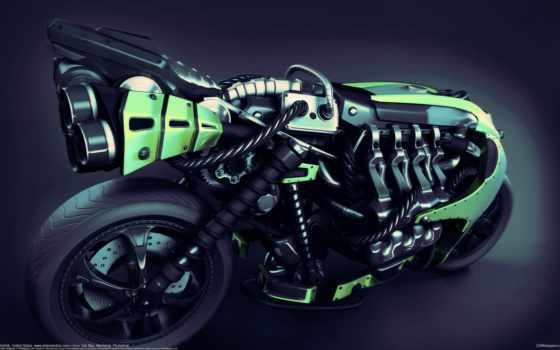 мотоцикл, bike, мото
