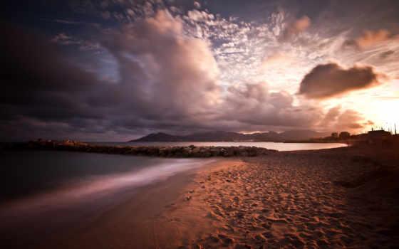 природа, песок, красивые