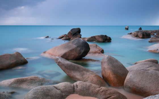 море, природа, пляж