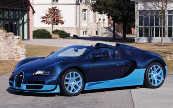 bugatti, veyron, спорт, супер, grand, vitesse, pinterest,