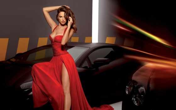 фотосессия, идеи, машиной, позы, машине, машины, авто, фотосессии, красном, платье, women,