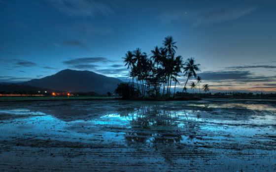 malaysia, вечер