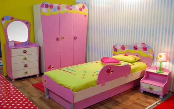 детской, дизайн, комнаты
