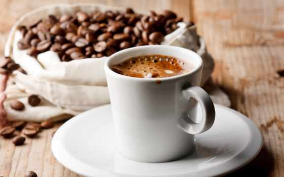 coffee, кружка, блюдце, cup, зерна, drop, напиток,