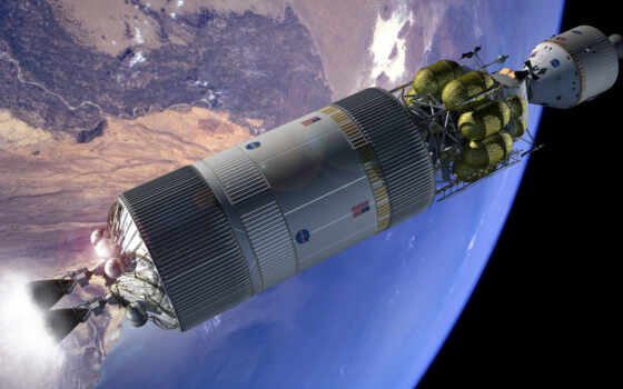 космос, космические, корабли, корабля, nasa, космического, orion, луне,
