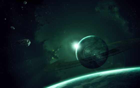 планета, кольца