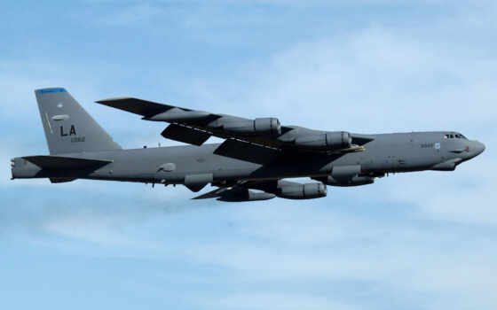 stratofortress, boeing, air