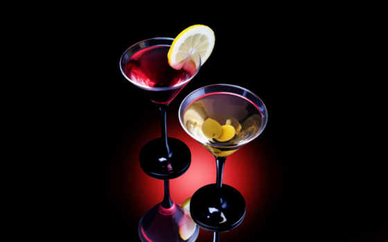 коктейль, алкоголь, коктейли