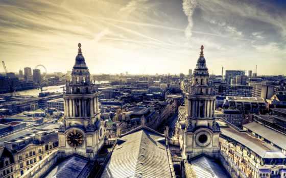 города, city, лондон