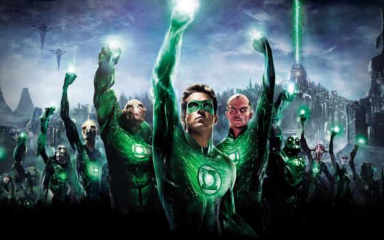 lantern, green, linterna