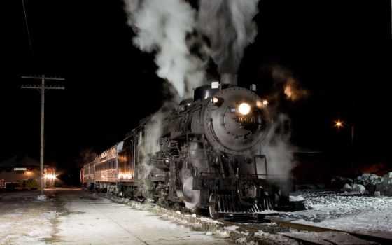 дорога, взгляд, поезд