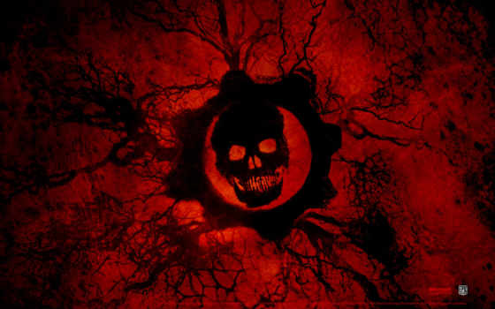 кровь, череп, war