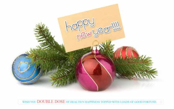 new, год, happy Фон № 123230 разрешение 1280x1024