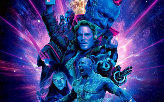 стражи, галактики, galaxy, vol, guardians, часть, постеры, фильма, promo, кадры,