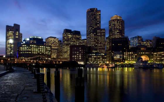 города, landscape, постройки, бостон, boston, город, большие, desktop, prints, browse, comfort,