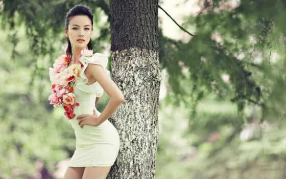 девушка, free, women, модель, high, asians, люди,
