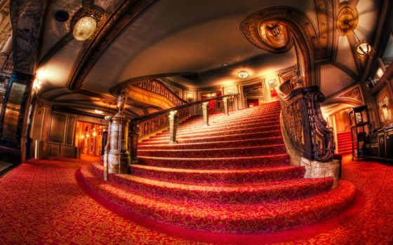 theater, chicago, лестница, movie, pictures, photos,