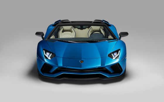 aventador, lamborghini, roadster, new,