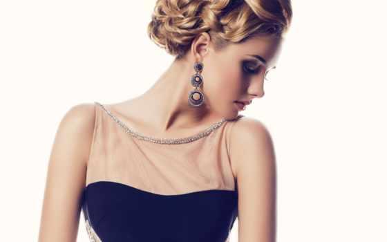 fashion, earrings, jewellery