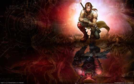 игры, последний, fable, храм, online, тандемов, everything, игр, game, art,