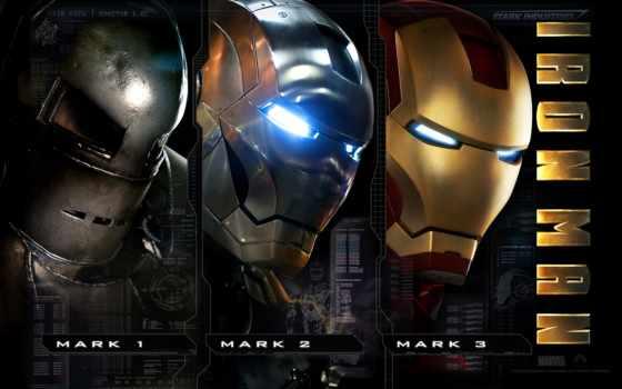 iron man эволюция