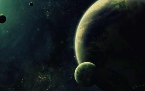 планеты, космос Фон № 24744 разрешение 1920x1080