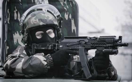 спецназ, фсб, группа, машина, россия, оружие, военные, dos, февр, бойцы,
