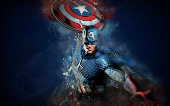 marvel, capcom, captain, america, fantasy, artwork,