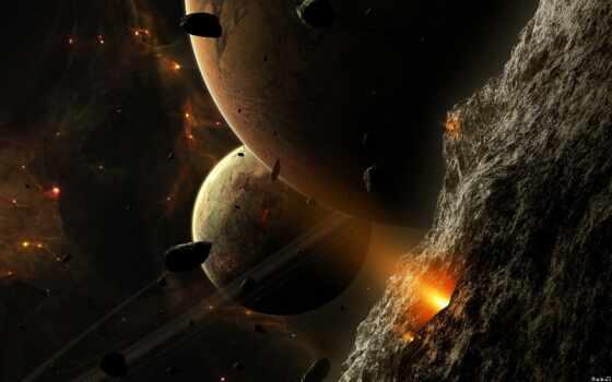 planets, красивые