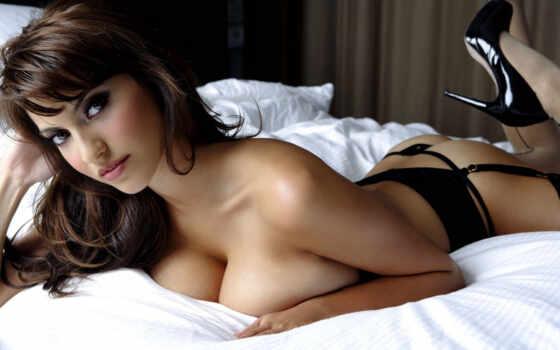 boufhal, девушка, francoise, грудь, sexy, фигура, картинка, красивая, iphone, попка, взгляд, глаза, сиськи, girls, постель,