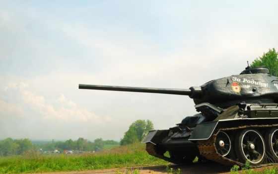 обои т-34, за родину!