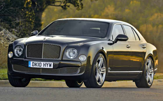 bentley, mulsanne