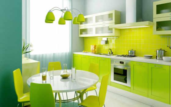 кухни, dizain, кухня