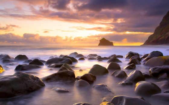 lowther, andrew, море, закат, myspace, landscape,