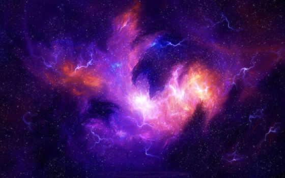 cosmos, туман, cosmic