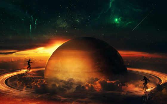 cosmos, космос, fantasy Фон № 116557 разрешение 3840x2160