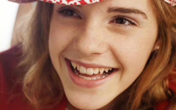 hermione, грейнджер, emma, гарри, стеснялась, watson, своих, зубов,