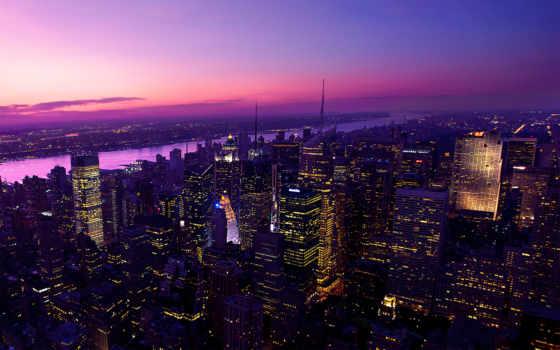 new, york, город Фон № 125488 разрешение 2560x1600