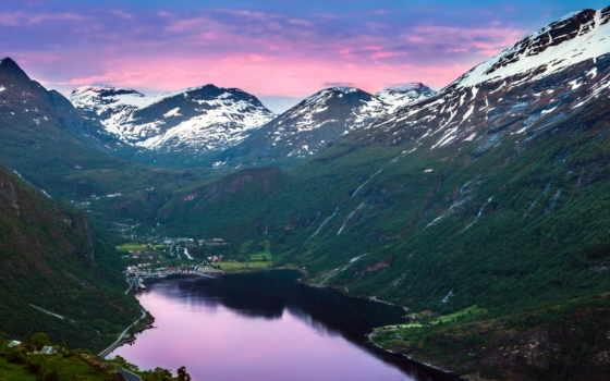 горы, norwegian, норвегия Фон № 135384 разрешение 1920x1080