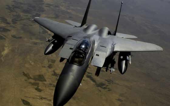 enemy, сзади, самолёт