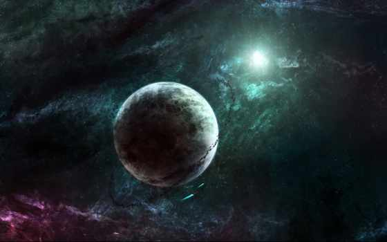 космос, планета, космоса