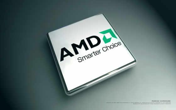 amd, бренд, количеством, новости, процессоры, надпись, продукцию,