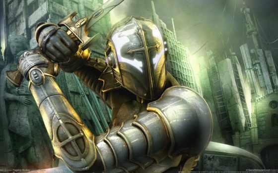 рыцарь, sveta, london, hellgate, игры, мечом, назад, доспехах, fone, dark, паладин,