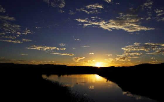 закат, облака, небе, желтый, редкие, güzel, gökyüzü, fotoğrafları, zevkini, olsa, âhireti, вернуться, unutup, tercih, dünya,