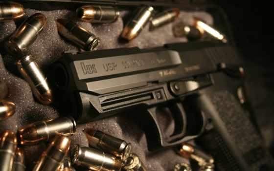 оружие, зброя, картинка, koch, heckler, usp, картинку,
