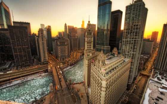 река, chicago