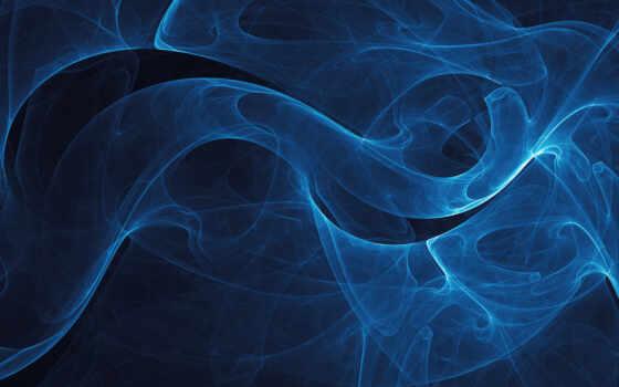 голубая, infinity