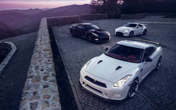 nissan, car, gtr, самый, white, top, projects, appreciated,